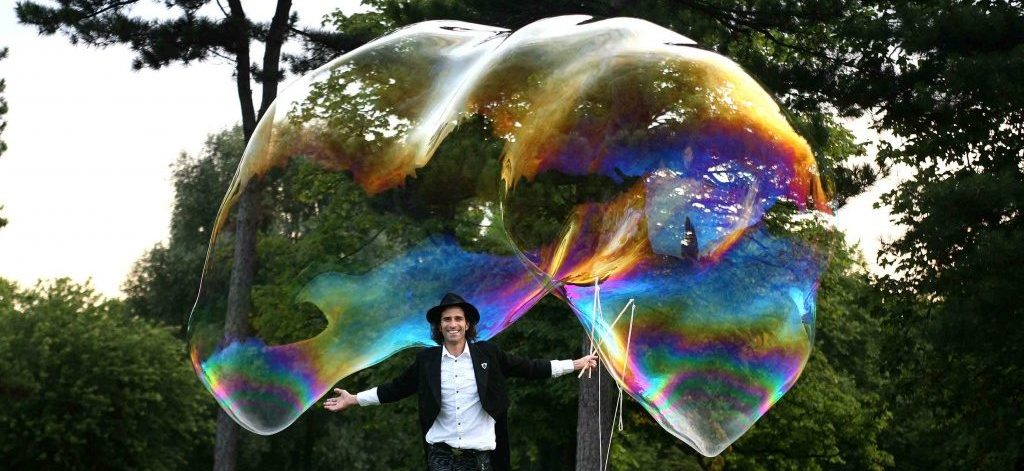 Big Bubbles for Kids